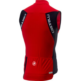 Castelli Entrata 3 Ærmeløs cykeltrøje Herrer rød